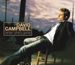 David Campbell - leg's wide open