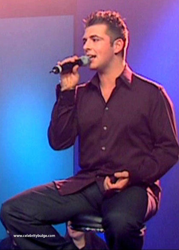 Mark Feehily from Westlife