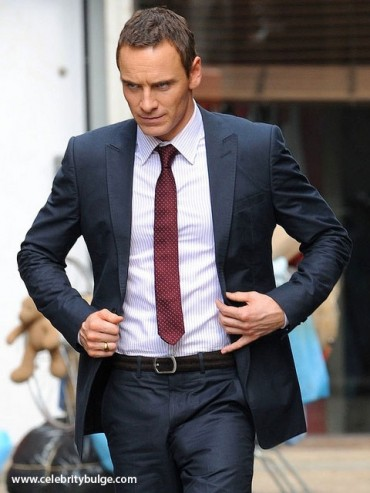 Michael Fassbender bulge