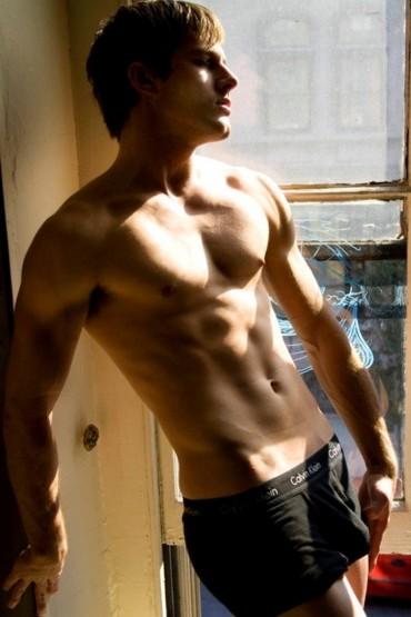 Matt Lanter undewear bulge